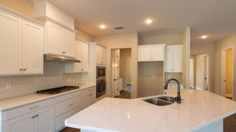 The Lafayette at Gran Lake Lot 113 Kitchen