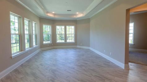 The Broward at Lot 80 in Markland Family Room