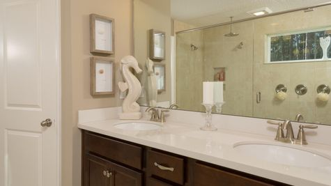The Fanning Model at The Crossing Owner's Bath