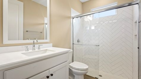 PV119 Fanning Bath 3 Walk-In Shower