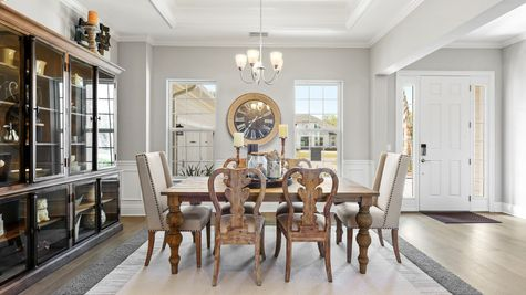 Collier Model - Dining Room 1
