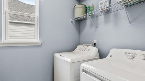 Hernando Model - Laundry Room