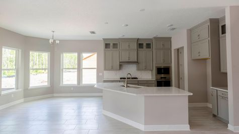 The Lafayette at Heritage Trace Lot 225 Kitchen Cafe