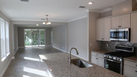 The Holton at The Crossing Lot 132 Family Room