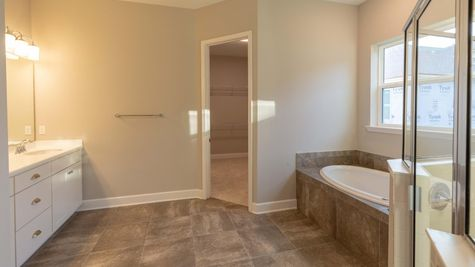 The Buckhorn Florida at Lot 214 in Heritage Trace Owner's Tub
