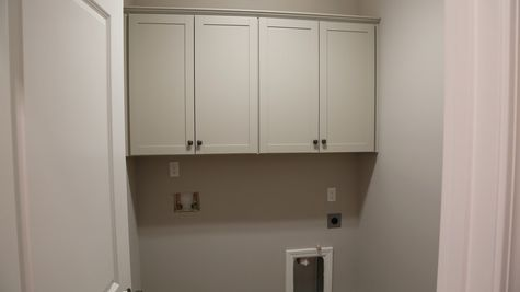 The Holton at The Crossing Lot 132 Laundry Room
