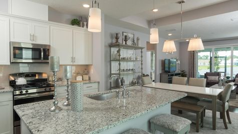 The Apopka Model Kitchen