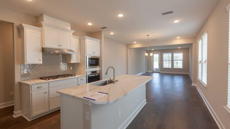 The Holton at Trailmark Lot 370 Kitchen