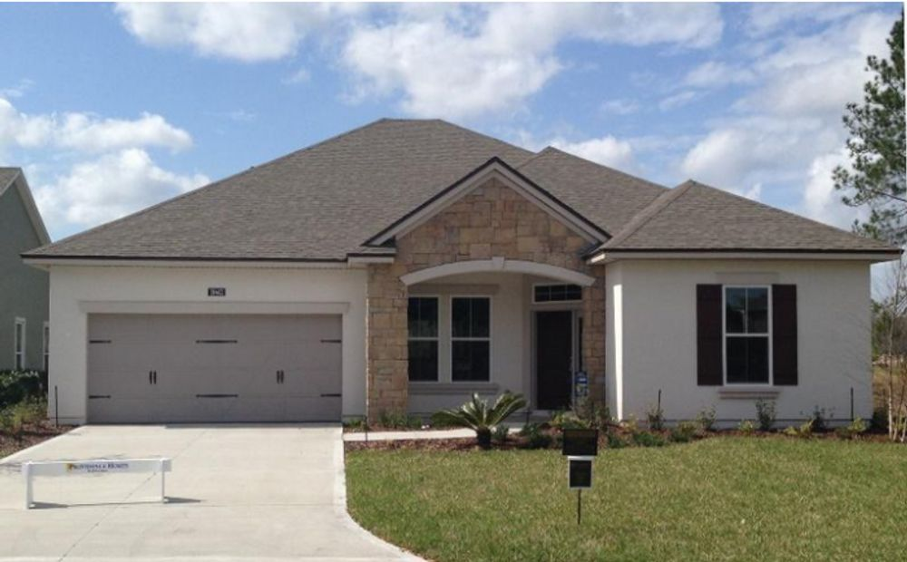 The Volusia in Eagle Landing at 1042 Southern Hills Drive http://www.providencehomesinc.com/1042-southern-hills-drive