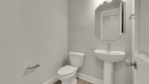 The Lafayette at The Colony Lot 247 Powder Bath
