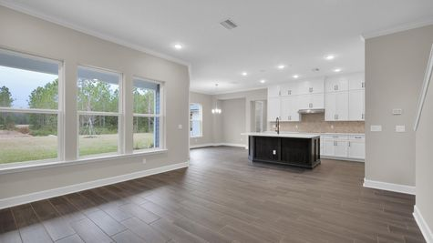 The Manatee at Kettering Lot 43 Family Room