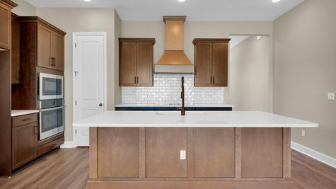 The Gilchrist at Kettering Lot 24 Kitchen