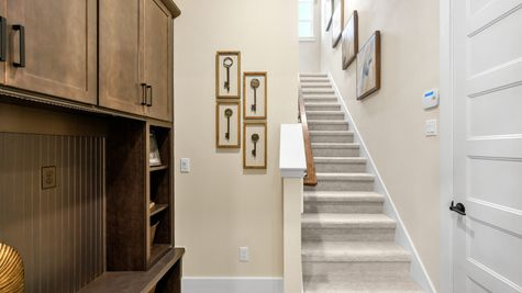 Royal Model - Drop Zone - Bonus Room Stairs