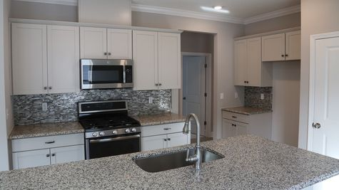 The Holton at The Crossing Lot 132 Kitchen