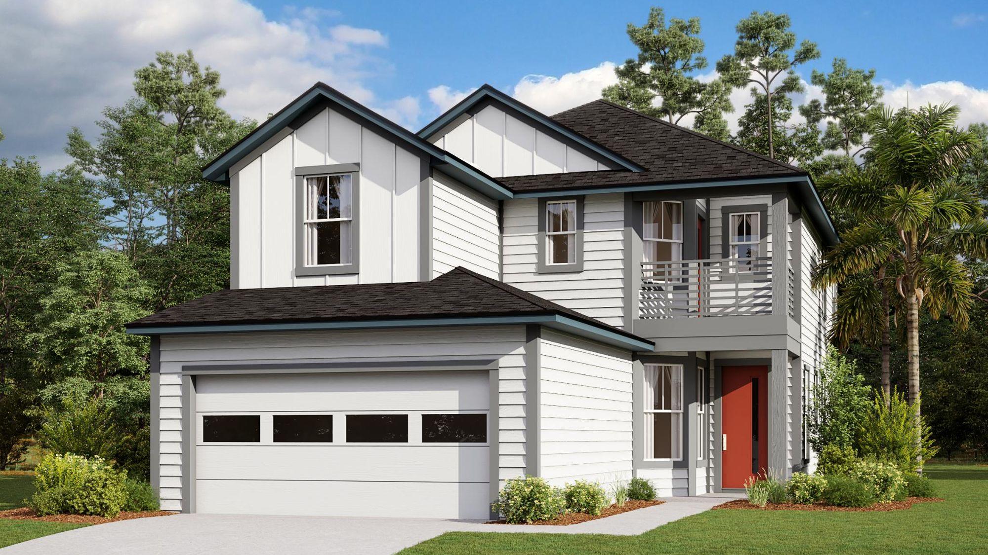 Juniper Modern Farmouse