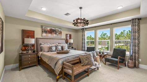 Manatee Model - Owners Suite