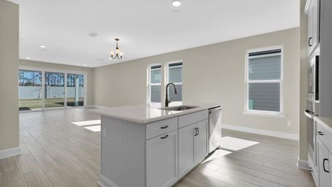 The Hernando at Kettering Lot 26 Kitchen
