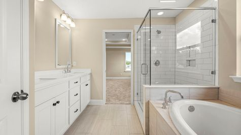 PV119 Fanning Owners Bath