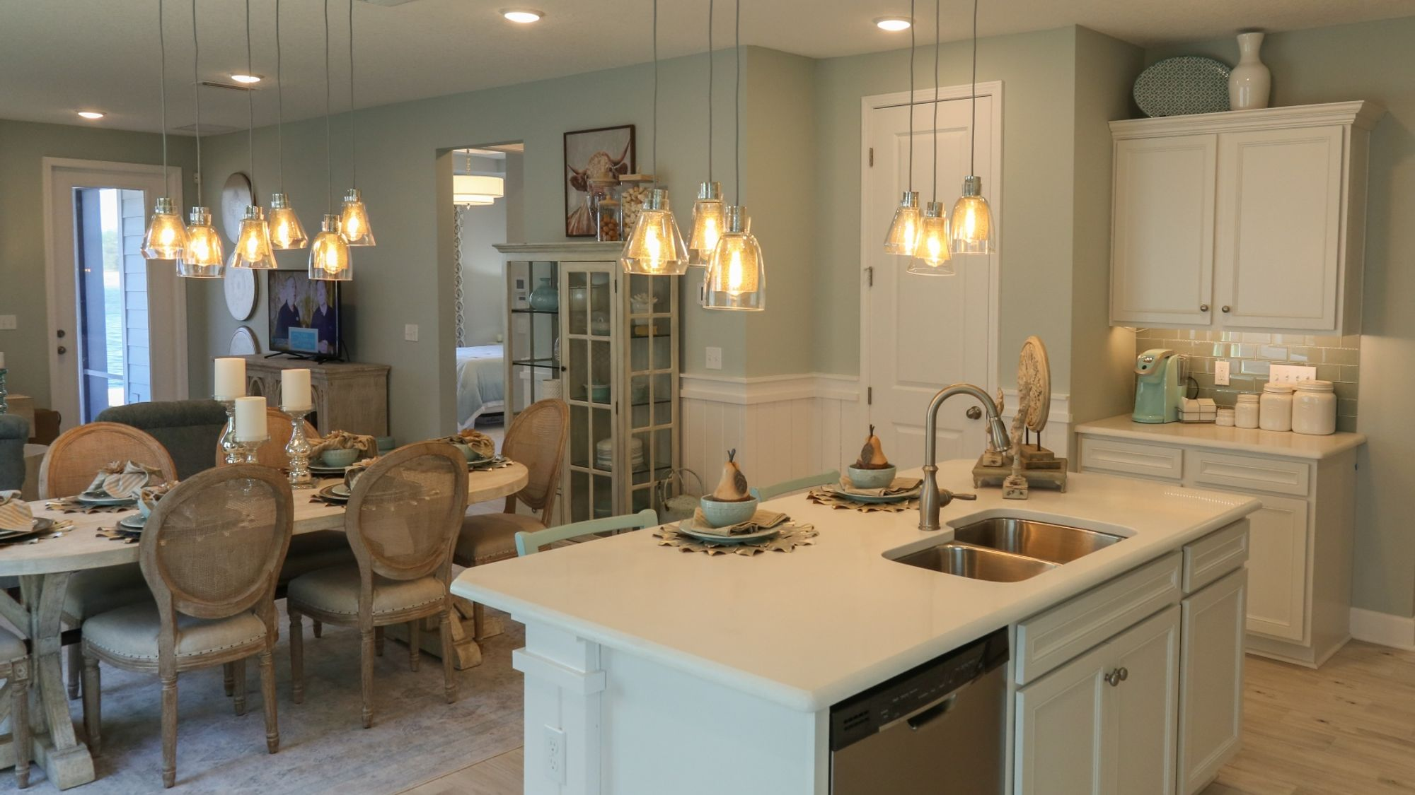 The Hernando Model at Liberty Cove Kitchen