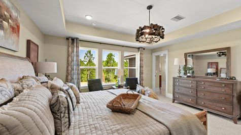 Manatee Model - Owners Suite 2