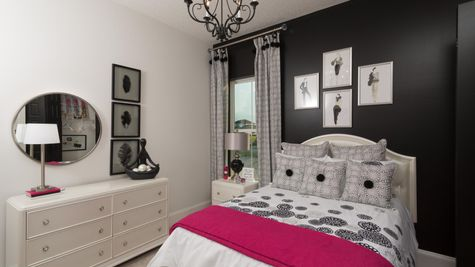 The Hendry Model Bedroom 2