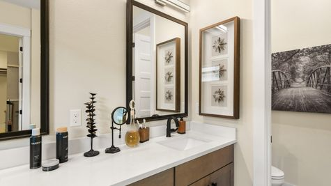Royal Model - Owners Suite Vanity