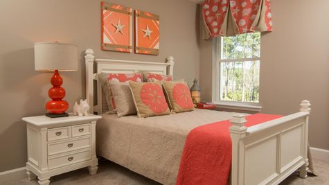 The Fanning Model at The Crossing Bedroom 3