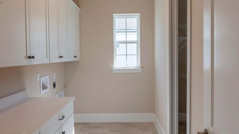 The Broward at Lot 80 in Markland Laundry Room