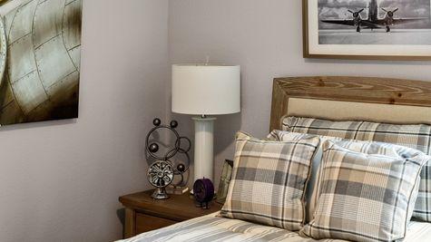 Apopka Model - Bedroom 3A