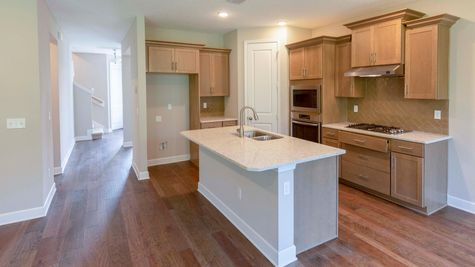 The Fanning at Liberty Cove Lot 52 Kitchen