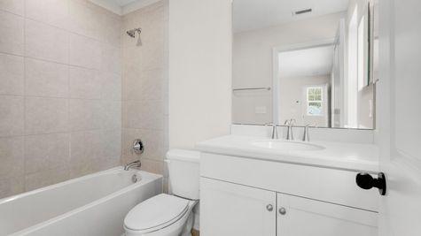 The Jackson at Pioneer Village Lot 113 Bonus Room Bath