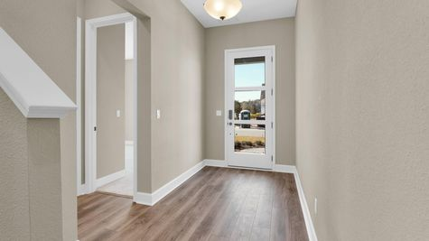 The Gilchrist at Kettering Lot 24 Foyer
