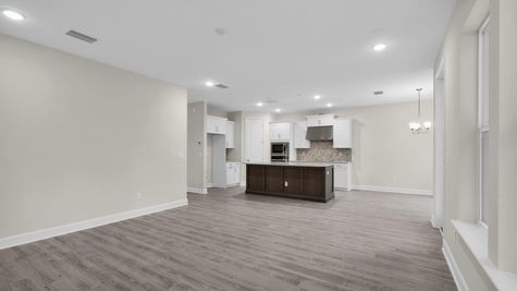 The Fanning at Kettering Lot 41 Family Room