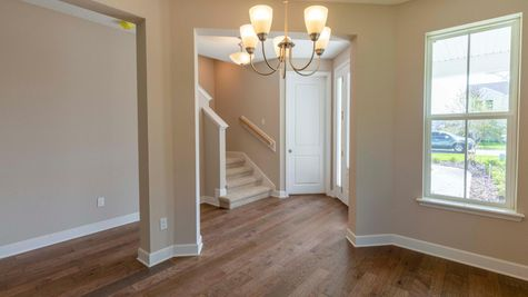 The Fanning at Liberty Cove Lot 53 Foyer