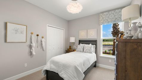 The Jackson Model at Kettering Bedroom 2