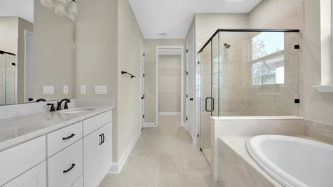 The Hernando at Kettering Lot 26 Owner's Bath