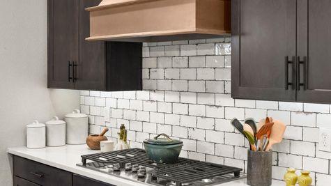 The Gilchrist Model Kitchen