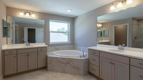 The Alexander at Gran Lake Lot 101 Owner's Bath