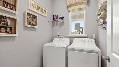 The Apopka Model at Pioneer Village Laundry