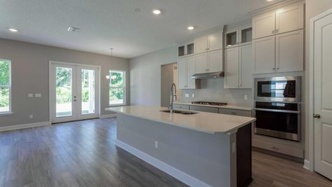 The Alexander at Gran Lake Lot 101 Kitchen