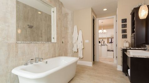 Monroe Model Owners Spa Bath Closet