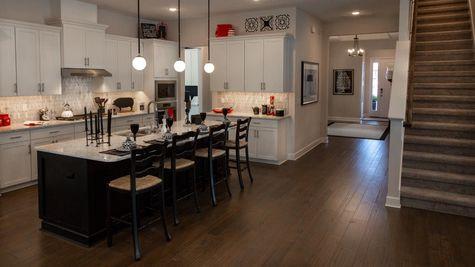 Ellaville Kitchen Foyer