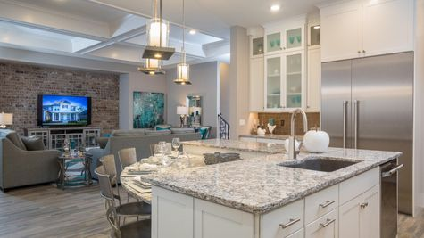 Monroe-Kitchen-Family Room