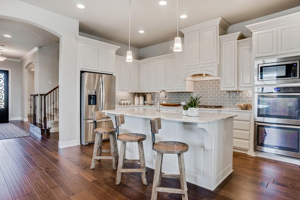 Rendition Homes has Homes on the Ground Now in Dallas-Fort Worth