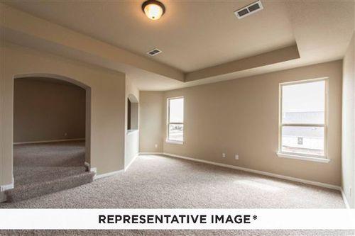 Concerto Floor Plan Representative Floor Plan
