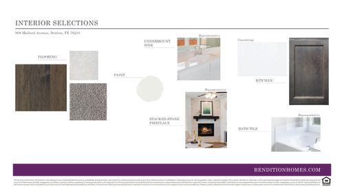 Interior Selections