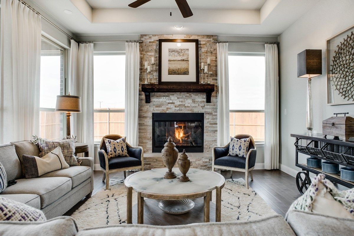 Rendition Homes Building Now in McKinney's Eagle Ridge, Limited Home Sites Available