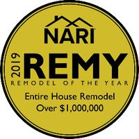 2019 KC NARI Remodel of the Year - Entire House Over $1,000,000 - Gold & All-Star Awards