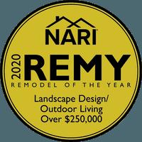 2020 KC NARI Remodel of the Year - Landscape Design/Outdoor Living Over $250,000 - Gold Award