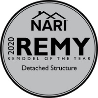2020 KC NARI Remodel of the Year - Detached Structure - Silver Award